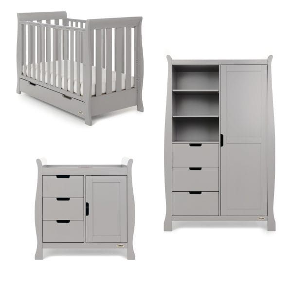 Stamford 3 Piece Set -Warm Grey