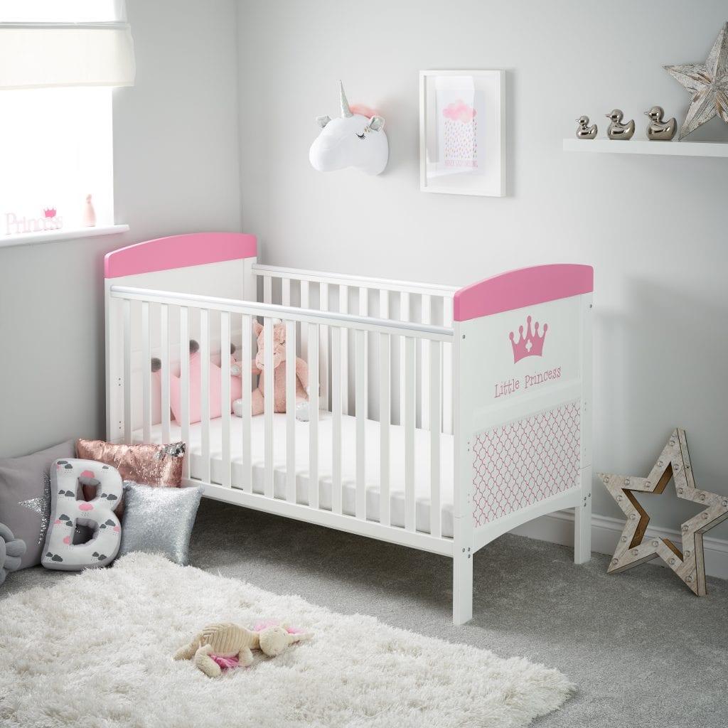 Grace Inspire Cot Bed Little Princess