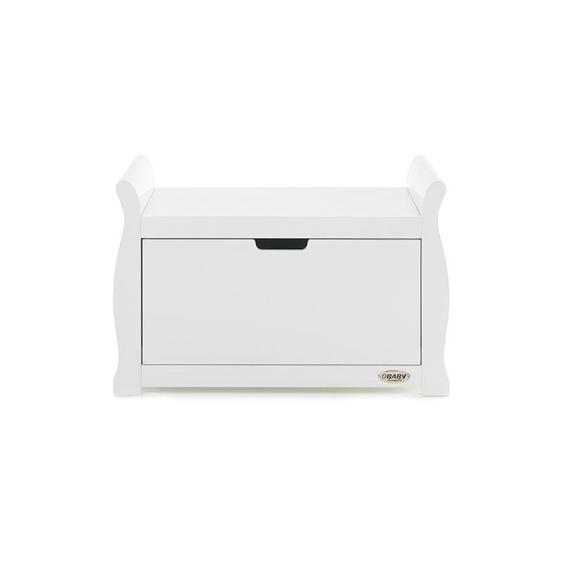 Stamford Toy Box - White