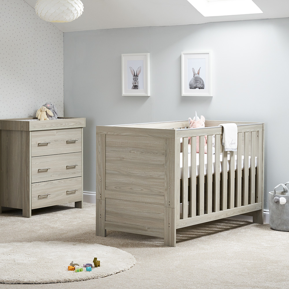 Nika 2 Piece Nursery Set