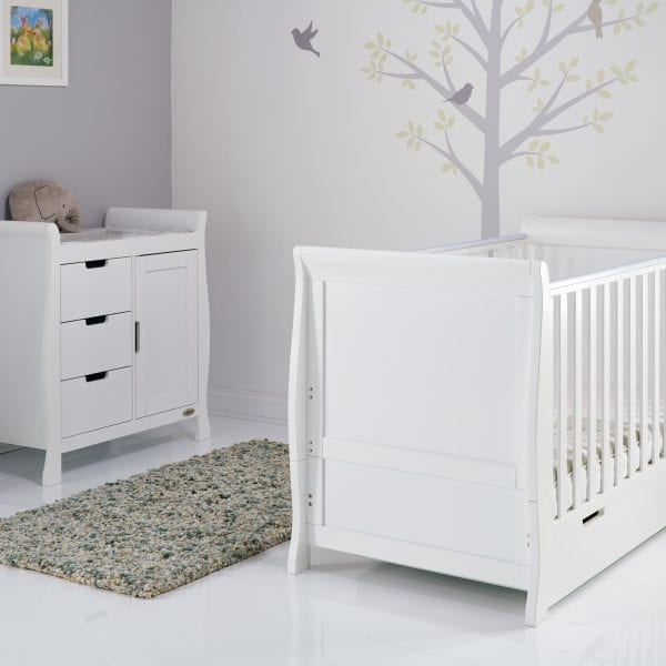 Stamford Classic Sleigh 2 Piece Room Set