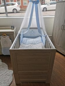 Nika Cot Bed